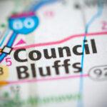 Exterminator Services Map Pest Control Council Bluffs, IA
